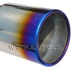 Titanium Stainless Exhaust Muffler Tip