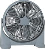 "20"" grey PP box fan"