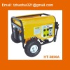 Push type with wheels gasoline generator sets HT-3800A