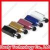 Anti Dust Mini Cap Dock Plug Stylus Pen for iphone 4 for iPod Touch