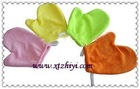 Microfiber cleaning gloves/warp golves/car cleaning gloves/working golves/thermal gloves/gloves
