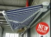 retractable Medium Cassette remote control Awning with Light -- LCF/LCFD