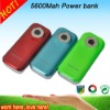 real high 5600mAh mobile phone charging station
