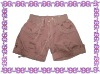 casual cotton kids shorts
