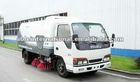 3.5CBM sweeper truck