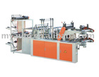 Microcomputer Control High-Speed Double-layer Vest Rolling Bag Making Machine (t-shirt bags)