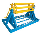 Uncoiler/Put rack