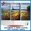 2011 hot! art painting on canvas