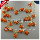 2013 New Design Trendy And Fashion Colourful Long Multilayer Rhinestone Strand Necklace jewelry High Quality Necklace Jewelry