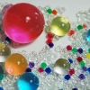The full color display of multifunctional water beads