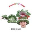 TZ-201326M Animal Snake Hat For Children,Party Animal Hat Kids