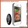 For iPhone5 new case in unique design with anti-lose set