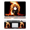 For MacBook Decal+Wrist Decal