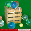 Promotional poly resin bocci ball