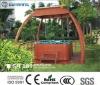 (Hot tub Gazebo)Wooden Gazebo for Garden SR881