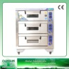 DFL-33 3 deck 3 tray electric baking oven