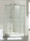 Frameless glass shower screen parts,shower enclosure,shower door
