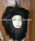 synthetic mustache wig of carnival
