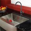 enamel finishes Kitchen faucet (8019-2)