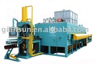 billet heating furnace (auxiliary equipment for aluminium extrusion)