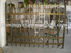 Garden/outdoor iron fencing