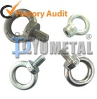 Galvanized Eye Bolt