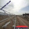 array solar ground mounting structure