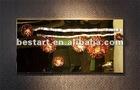YB0181 Flower wall decoration, Metal wall craft, Art plaques