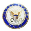custom metal hard enamel badge