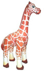 PVC Inflatable Giraffe Toy