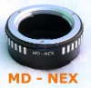 Adapter ring ForMinolta MD MC mount lens to Sony NEX3 NEX5