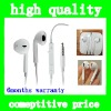 FOR Apple iPhone5 Headphones with remote without mic