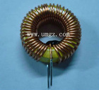 Choke Coils with Wide Frequency Range and Low Temperature