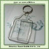 acrylic keyring for promotional decoration gifts