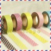 japanese washi tape wholesale, hotsale scrapbooking products