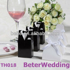 Bride and Groom Wedding Favor Boxes TH018