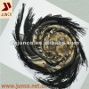 SQUARE SCARF 1222 new fashion scarf,polyester printed flower square scarf with tassels