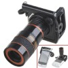 Universal Mobile Phone 8x Zoom Telescope Lens Telephoto