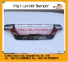 For Highlander 2012 Front and Rear Bumper Car Parts New Arrival