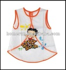 ECO material Children's Painting clothing/Art apron
