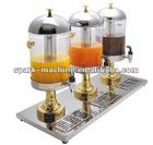 HG 103A Commercial cold and hot juice dispenser