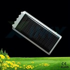 Portable solar power led flashlights,mobile telephone cell charger