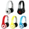 2012 hot selling one star wireless headphones