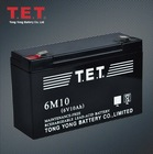 6M10 Sealed Lead-Acid Battery