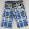 2012 Summer Boy Free Belt Shorts