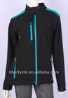 Performance softshell jacket WVP 5000 MVP 8000 TPU bonded with fleece or fur
