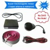 No Drill, No Hole, Car Buzzer Electromagnetic Parking Sensor(UN-11003EPS) Copper Antenna & Waterproof Connector
