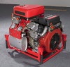 25hp diesel portable fire pump