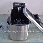 3L!! Magnetic Electric Deep Fryer