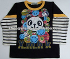 Cute cotton Sweatshirt without hood for Kids